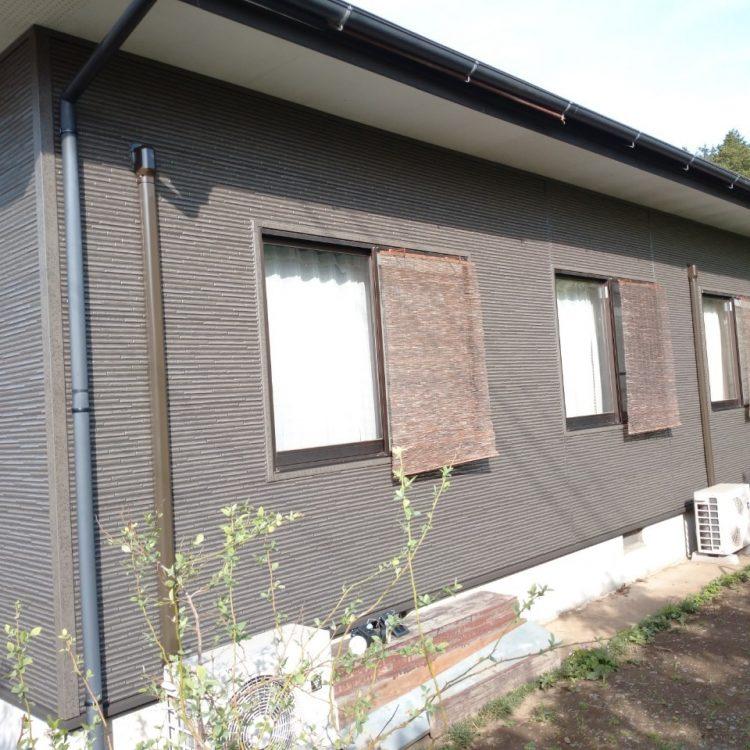 笠間市,外壁塗装工事