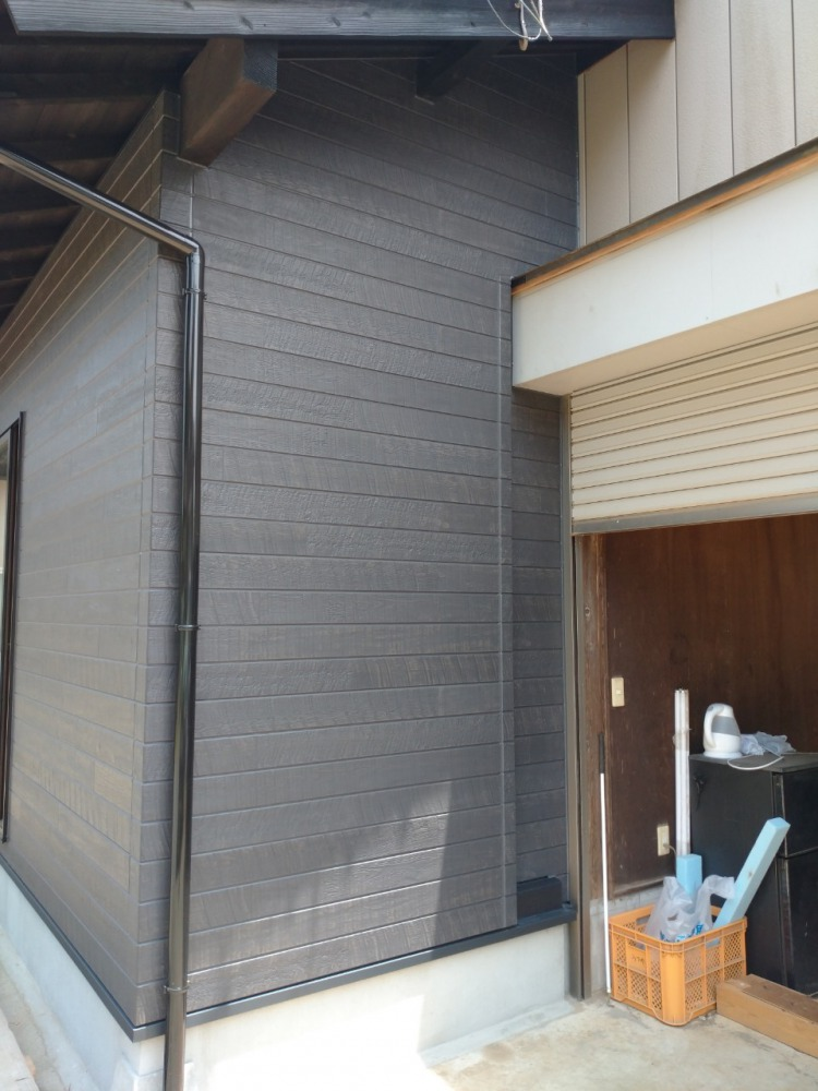 茨城町 外壁工事 外壁コーキング
