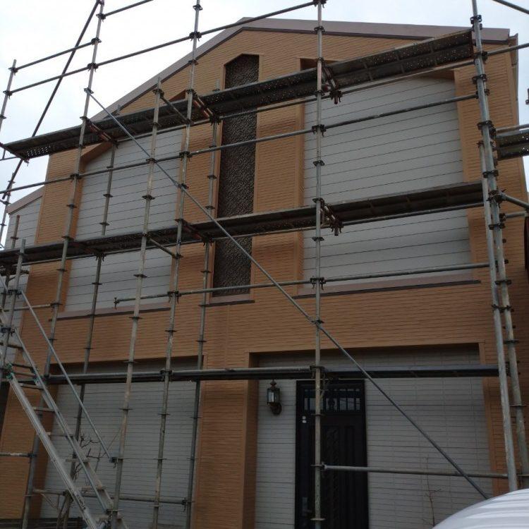 茨城町 サイディング 外壁工事