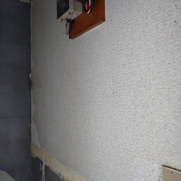 土浦市,トイレ/洗面所クロス張替え工事
